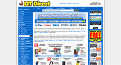 Preview of ijtdirect.co.uk