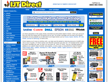 Tablet Preview of ijtdirect.co.uk